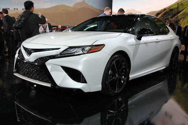 Auto Trader Los Angeles >> 2018 Toyota Camry: Detroit Auto Show - Autotrader