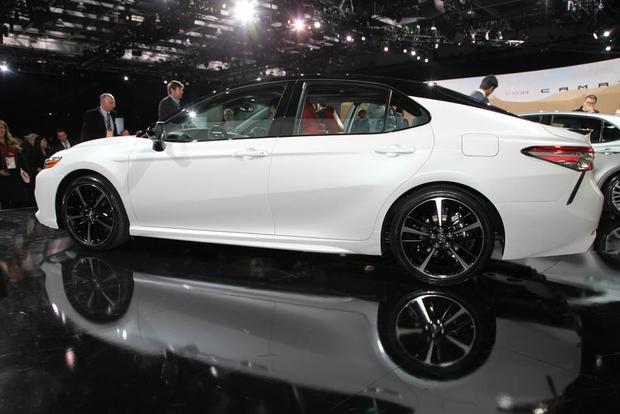 2018 Toyota Camry: Detroit Auto Show featured image large thumb3