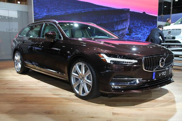 2018 volvo v90. modren 2018 2018 volvo v90 detroit auto show featured image large thumb0 on volvo v90 g