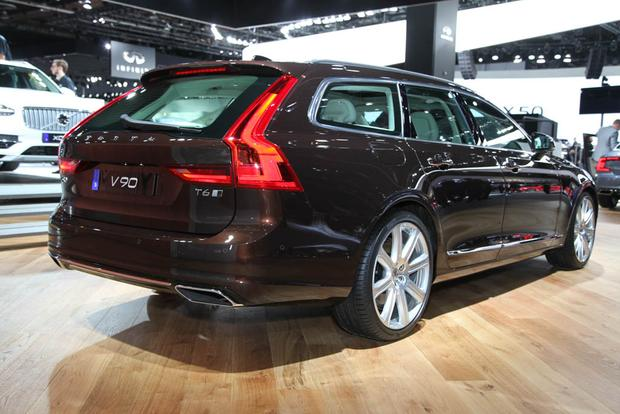 2018 volvo v90. perfect 2018 2018 volvo v90 detroit auto show featured image large thumb3 with volvo v90
