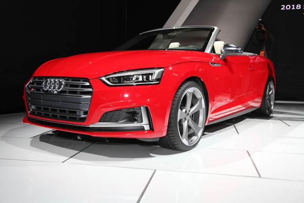 2018 Audi A5 Cabriolet, Q8 Concept and SQ5: Detroit Auto Show featured image large thumb0