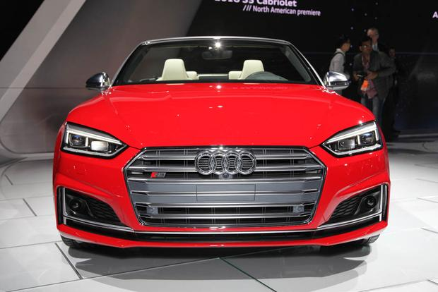 2018 Audi A5 Cabriolet, Q8 Concept and SQ5: Detroit Auto Show featured image large thumb1