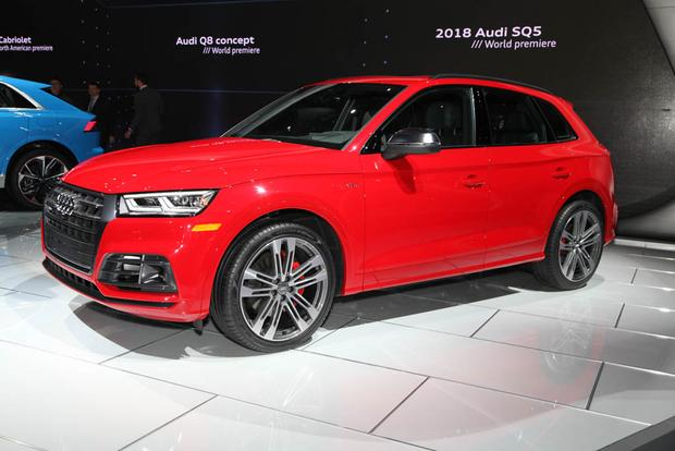 2018 Audi A5 Cabriolet, Q8 Concept and SQ5: Detroit Auto Show featured image large thumb6