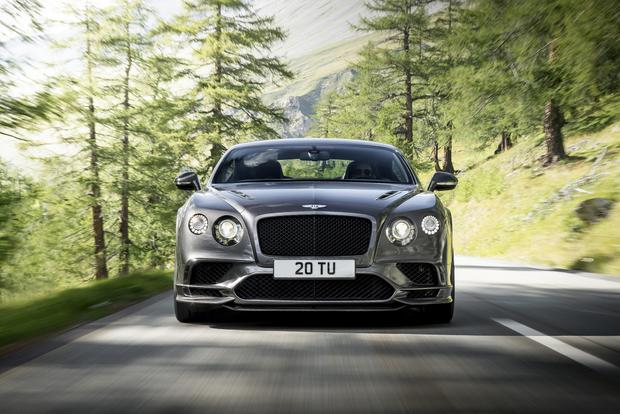 2017 Bentley Continental Supersports: Detroit Auto Show featured image large thumb2