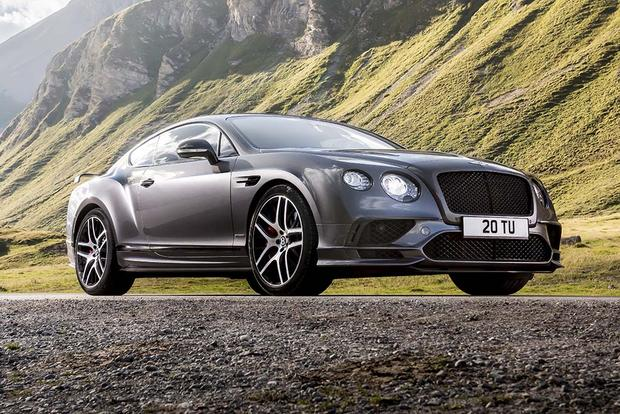 2017 Bentley Continental Supersports: Detroit Auto Show featured image large thumb3