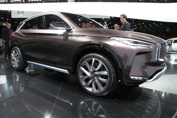 Infiniti QX50 Concept: Detroit Auto Show featured image large thumb1