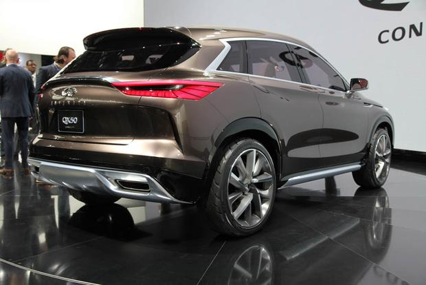 Infiniti QX50 Concept: Detroit Auto Show featured image large thumb2