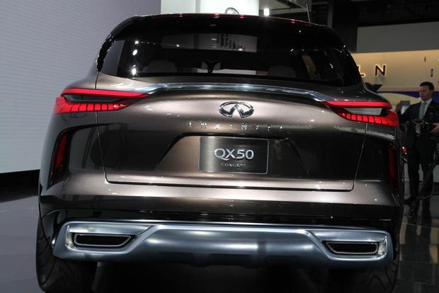 Infiniti QX50 Concept: Detroit Auto Show featured image large thumb4