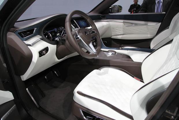 Infiniti QX50 Concept: Detroit Auto Show featured image large thumb5