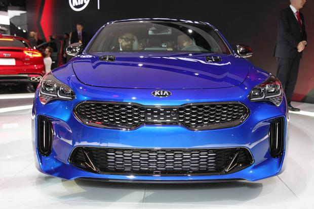 Kia Stinger GT: Detroit Auto Show featured image large thumb0