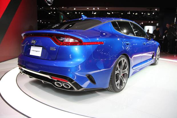 Kia Stinger GT: Detroit Auto Show featured image large thumb2