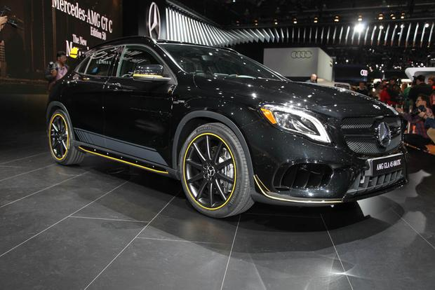 2015 mercedes benz gla250 real world review autotrader - Mercedes car show ...
