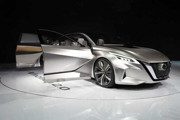 Nissan Vmotion 2.0 Concept: Detroit Auto Show featured image large thumb2