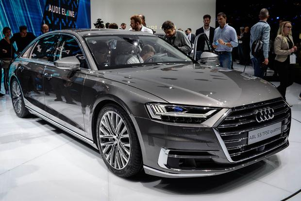 2019 Audi Elaine Release Date And Price >> 2019 Audi A8 Elaine And Aicon Autonomous Concepts Frankfurt Auto