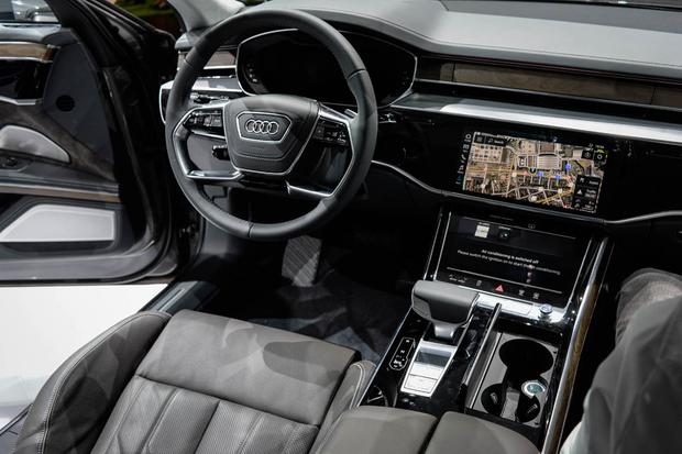 2019 Audi A8, Elaine and Aicon Autonomous Concepts: Frankfurt Auto Show featured image large thumb3
