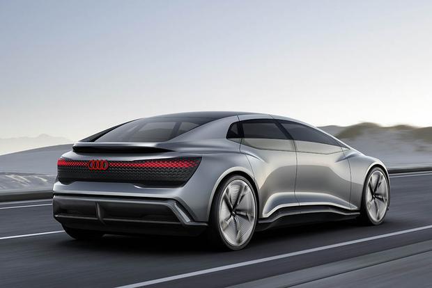 2019 Audi A8, Elaine and Aicon Autonomous Concepts: Frankfurt Auto Show featured image large thumb5