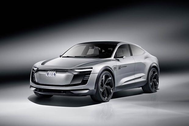 2019 Audi A8, Elaine and Aicon Autonomous Concepts: Frankfurt Auto Show featured image large thumb7