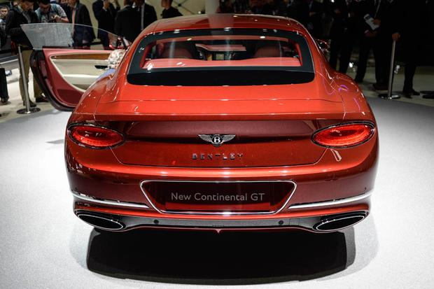 2018 Bentley Continental GT: Frankfurt Auto Show featured image large thumb3