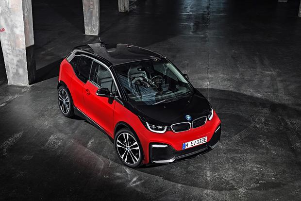 2018 BMW i3, 6 Series GT and BMW's Latest Concepts: Frankfurt Auto Show featured image large thumb0