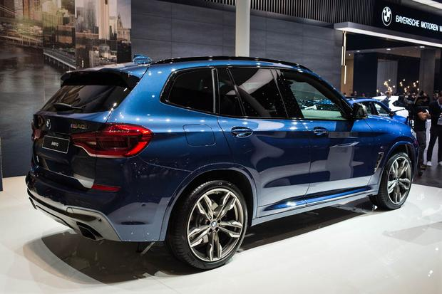 2018 BMW X3: Frankfurt Auto Show featured image large thumb3