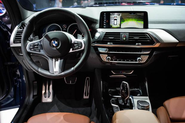 2018 BMW X3: Frankfurt Auto Show featured image large thumb4