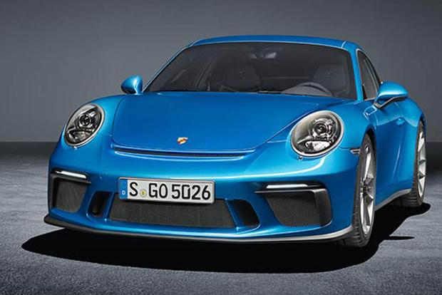2018 Porsche 911 GT3 Touring Package: Frankfurt Auto Show featured image large thumb0
