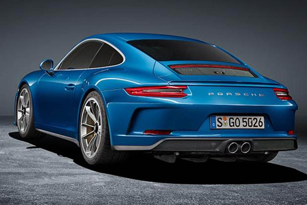 2018 Porsche 911 GT3 Touring Package: Frankfurt Auto Show featured image large thumb3