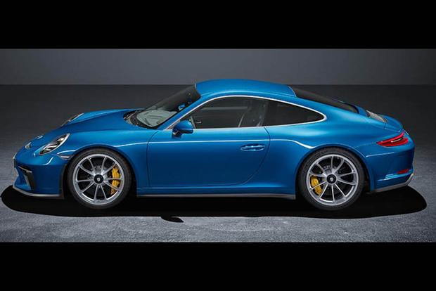 2018 Porsche 911 GT3 Touring Package: Frankfurt Auto Show featured image large thumb4