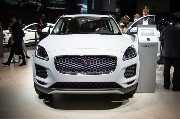 2018 Jaguar E-Pace: Frankfurt Auto Show featured image large thumb1