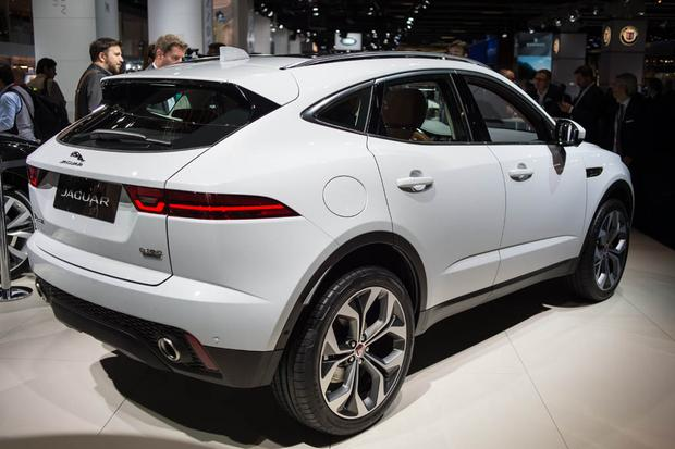 2018 Jaguar E-Pace: Frankfurt Auto Show featured image large thumb2