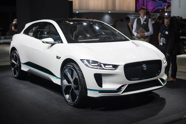 Jaguar I-Pace Concept: Frankfurt Auto Show featured image large thumb0