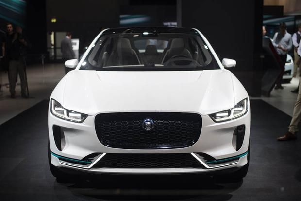 Jaguar I-Pace Concept: Frankfurt Auto Show featured image large thumb2