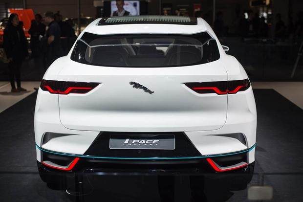 Jaguar I-Pace Concept: Frankfurt Auto Show featured image large thumb5