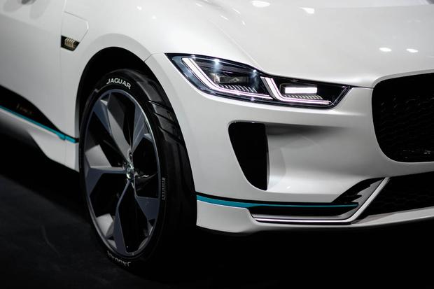 Jaguar I-Pace Concept: Frankfurt Auto Show featured image large thumb6