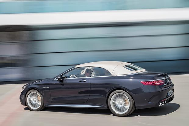 2018 Mercedes-Benz S-Class Coupe and Cabriolet, plus Luxury Electric Vehicles: Frankfurt Auto Show featured image large thumb1