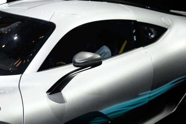 Mercedes-AMG Project One Concept: Frankfurt Auto Show featured image large thumb5