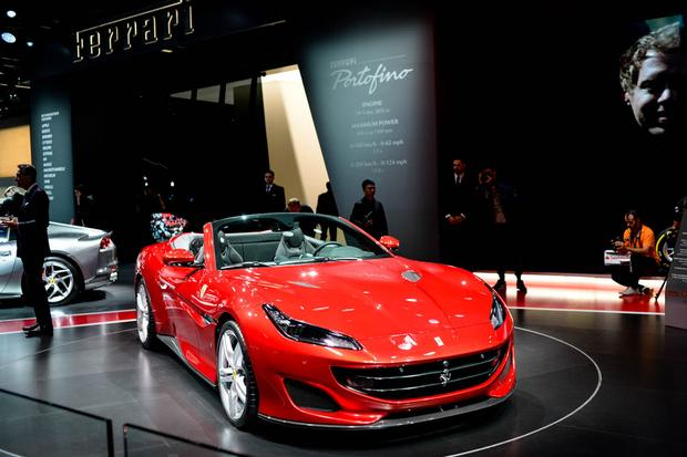 Ferrari Portofino: Frankfurt Auto Show featured image large thumb0