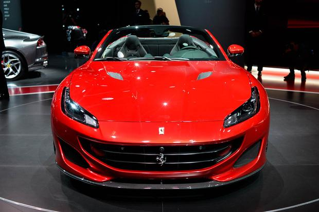 Ferrari Portofino: Frankfurt Auto Show featured image large thumb1