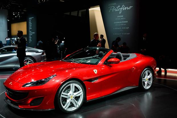 Ferrari Portofino: Frankfurt Auto Show featured image large thumb2