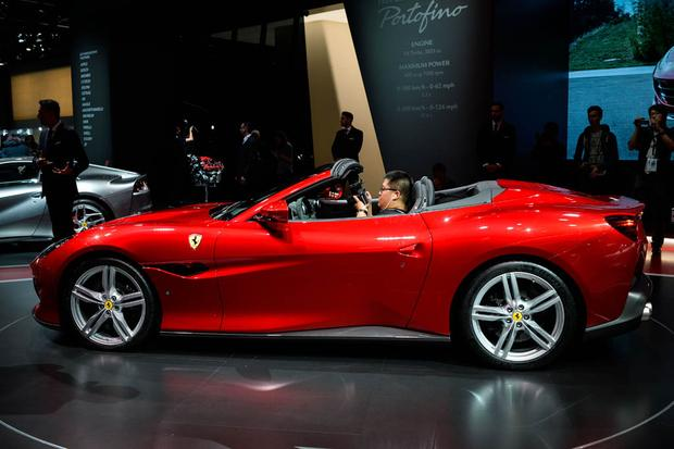 Ferrari Portofino: Frankfurt Auto Show featured image large thumb3