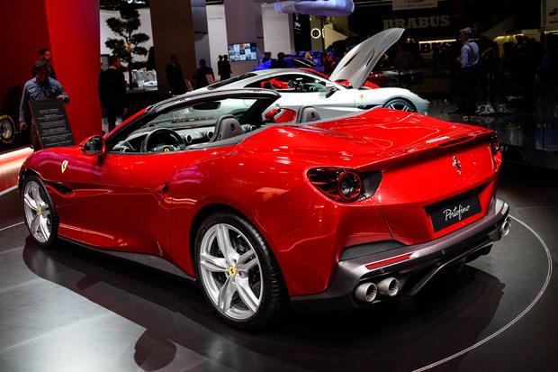 Ferrari Portofino: Frankfurt Auto Show featured image large thumb4