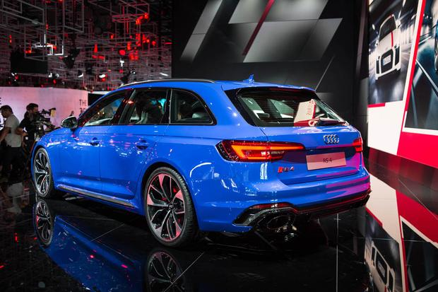 Audi RS 4 Avant: Frankfurt Auto Show featured image large thumb2