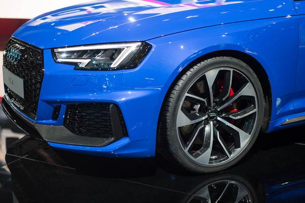 Audi RS 4 Avant: Frankfurt Auto Show featured image large thumb4