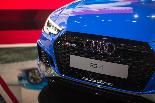 Audi RS 4 Avant: Frankfurt Auto Show featured image large thumb5