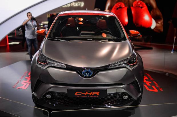 Toyota C-HR Hy-Power Concept: Frankfurt Auto Show featured image large thumb1