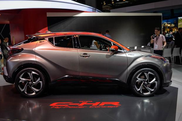 Toyota C-HR Hy-Power Concept: Frankfurt Auto Show featured image large thumb2