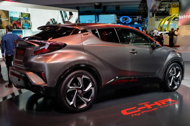 Toyota C-HR Hy-Power Concept: Frankfurt Auto Show featured image large thumb3