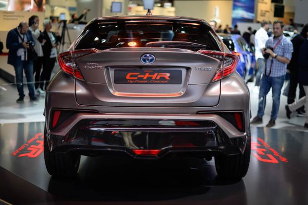 Toyota C-HR Hy-Power Concept: Frankfurt Auto Show featured image large thumb4