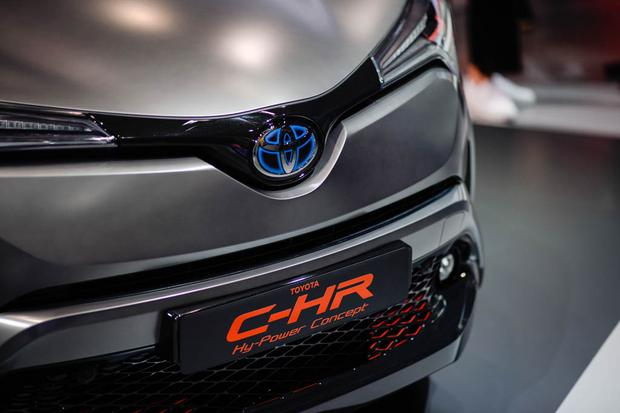 Toyota C-HR Hy-Power Concept: Frankfurt Auto Show featured image large thumb5