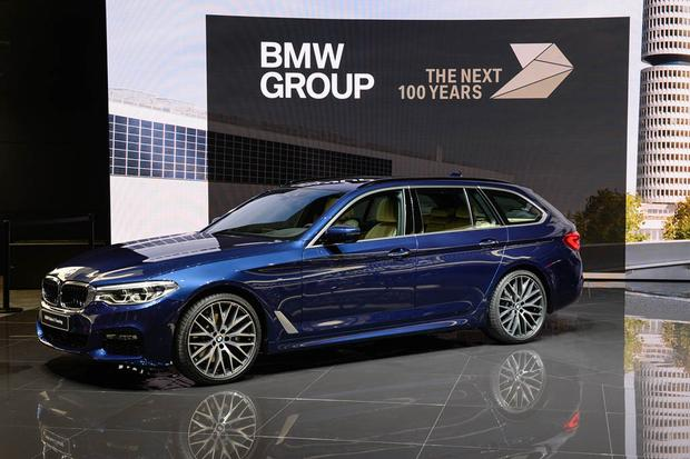 BMW 5 Series Touring: Geneva Auto Show featured image large thumb0